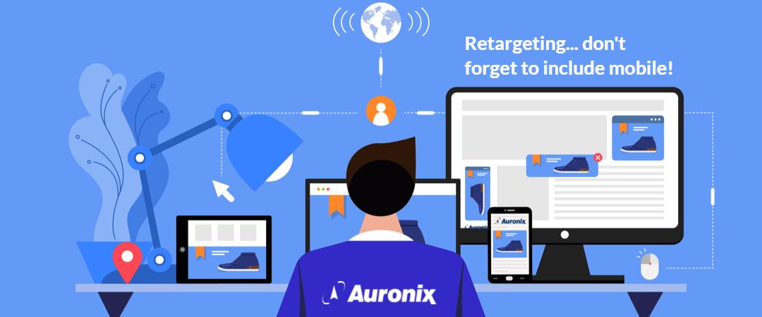 Auronix - mobile retargeting that works